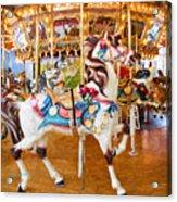 Carousel Dreams II Acrylic Print