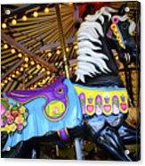 Carousel Horse 1 Acrylic Print