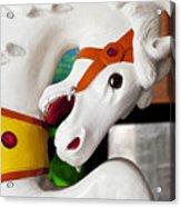 Carousel Horse 3 Acrylic Print