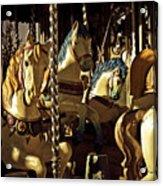 Carousel I  Acrylic Print