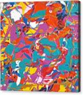 Carousel Acrylic Print