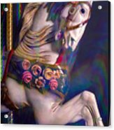 Carousel Memories Acrylic Print