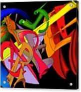 Carpe Diem II Acrylic Print