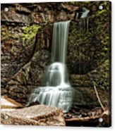 Carpenter Falls Acrylic Print