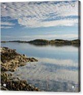 Carragreich Bay Harris Acrylic Print