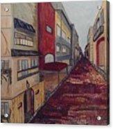 Carrer De L'esperanca Acrylic Print