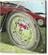 Carrera Chrome Acrylic Print