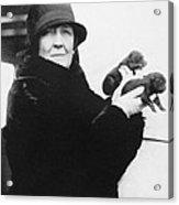 Carrie Phillips (1873-1960) Acrylic Print