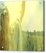 Carriers Of The Glory Acrylic Print