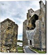 Carrigafoyle Castle - Ireland Acrylic Print