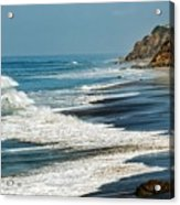 Carrillo Beach Acrylic Print