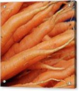 Carrot Market Bergen Acrylic Print
