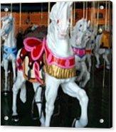 Carrousel 32 Acrylic Print