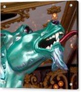 Carrousel 38 Acrylic Print