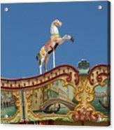 Carrousel 56 Acrylic Print