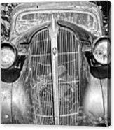 Cars Acrylic Print