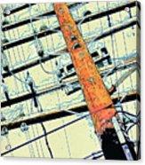 Carson Power Line Acrylic Print