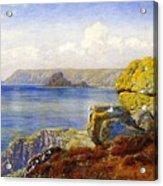 Carthillon Cliffs Acrylic Print