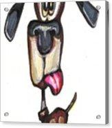 Cartoon No 44 Acrylic Print