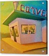 Carvel Acrylic Print
