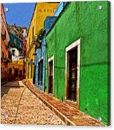 Casa De Lima Acrylic Print