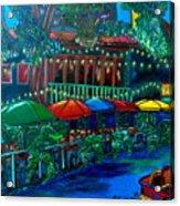 Casa Rio Acrylic Print