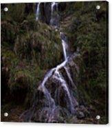 Cascade De Baume-les-messieurs  Acrylic Print