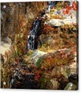 Cascade Glorious Acrylic Print