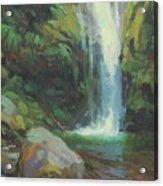 Cascadia Acrylic Print