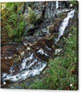 Cascadilla Falls Creek Gorge Trail Giant's Staircase Acrylic Print
