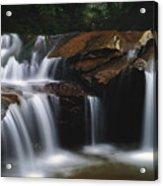 Cascading Dilution  Acrylic Print