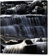 Cascading Falls Acrylic Print