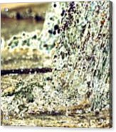 10196 Cascading Water 01b Acrylic Print