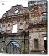 Casco Viejo Panama 20 Acrylic Print