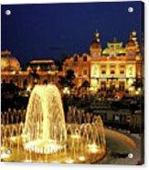Casino De Monte Carlo-circa 2005 Acrylic Print