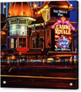 Casino Royale Acrylic Print