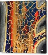 Cassia Fistula Acrylic Print