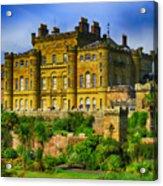 Castell De Culzean Acrylic Print