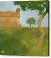 Castillo Tree Acrylic Print