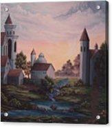 Castle 1 Acrylic Print