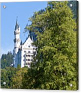 Castle 4 Acrylic Print