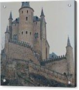 Castle At Segovia Acrylic Print