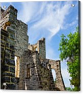 Castle Corner Ha Ha Tonka Acrylic Print