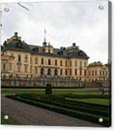 Castle Drottningholm  Acrylic Print