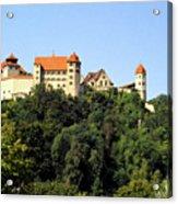 Castle Harburg 3 Acrylic Print