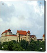 Castle Harburg Acrylic Print