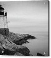 Castle Hill Lighthouse Acrylic Print