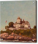 Castle Hill Newport Ri Acrylic Print