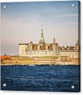 Castle In Helsingor Denmark Acrylic Print