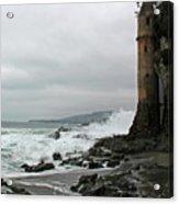 Castle Laguna Beach  Acrylic Print